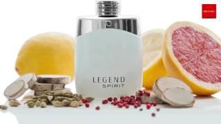 REVIEW/ Đánh Giá Nước Hoa Nam  Mont Blanc Legend Spirit