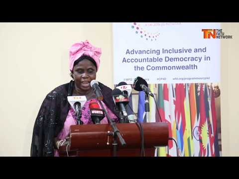 GOVI Chairperson shares about the challenges of the disabled in The Gambia