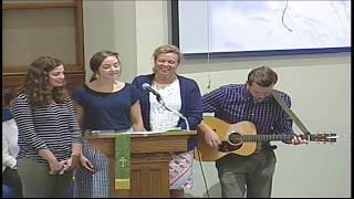 Lewisburg United Methodist Church July 22, 2018 (Live Broadcast)