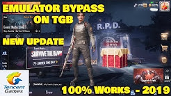PUBG 0 13 TGB Emulator detection bypass permanently | No Ban