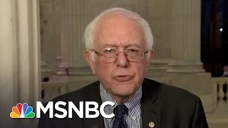 Bernie Sanders On Obamacare: It's GOP's 'Job To Come Up With Alternative' | MTP Daily | MSNBC