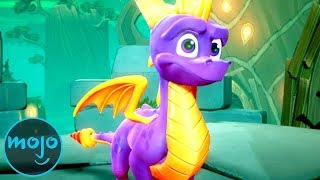 Top 10 Best Spyro Games