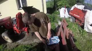 Kabina do Bestii O.o ?! Prezent od Euro-Masz ?! Vlog#257 Bratu po Winie Odpierdala !!! :/