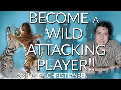 A Tribute 📜 to Smyslov's Attacks🗡Become a Wild Attacking Player with GM Christiansen - ICC
