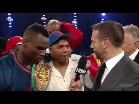 Adonis Stevenson vs Chad Dawson full fight HD
