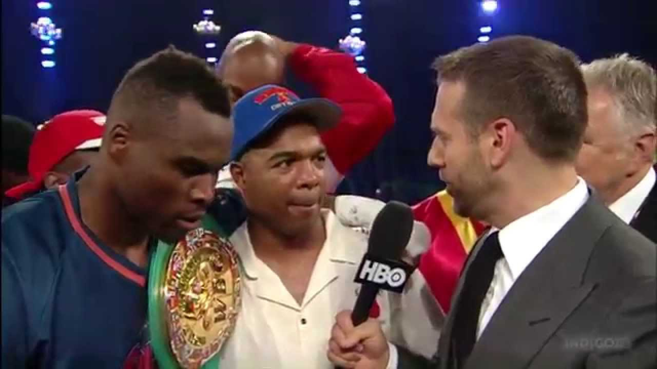 Adonis Stevenson vs Chad Dawson full fight