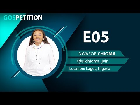 ENTRY 05 - CHIOMA JVIN