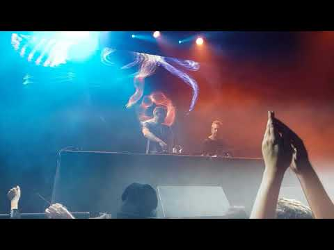 Carbon Based Lifeforms   Right Where It Ends @live in Moscow 11 02 2018