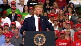 Trump: Radical Democrats 'want to destroy you'