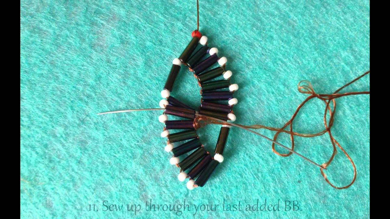 how to make a bugle bead bracelet