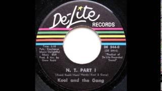 Kool and The Gang - N T (1971)