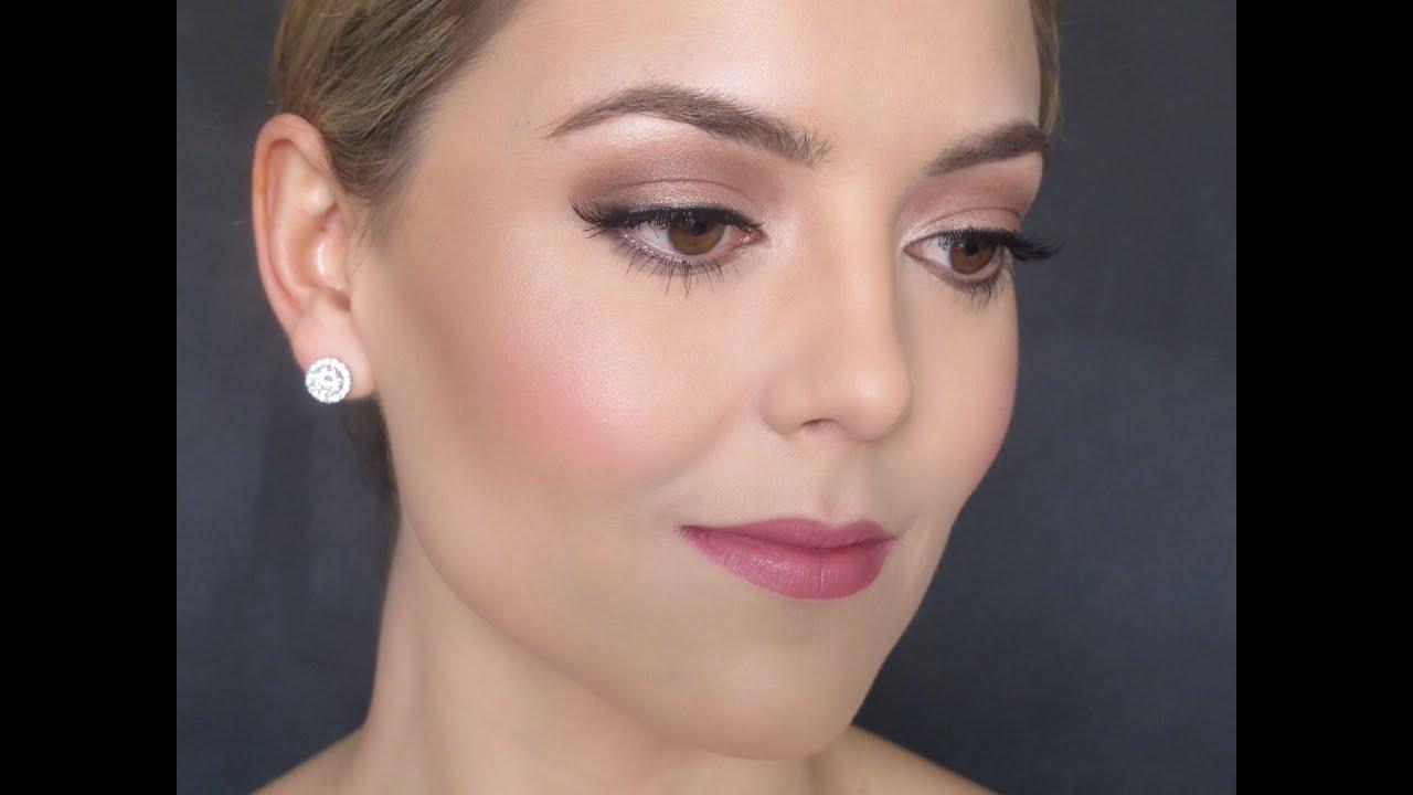 Maquillaje Para Novia YouTube