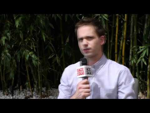 Patrick J. Adams Interview