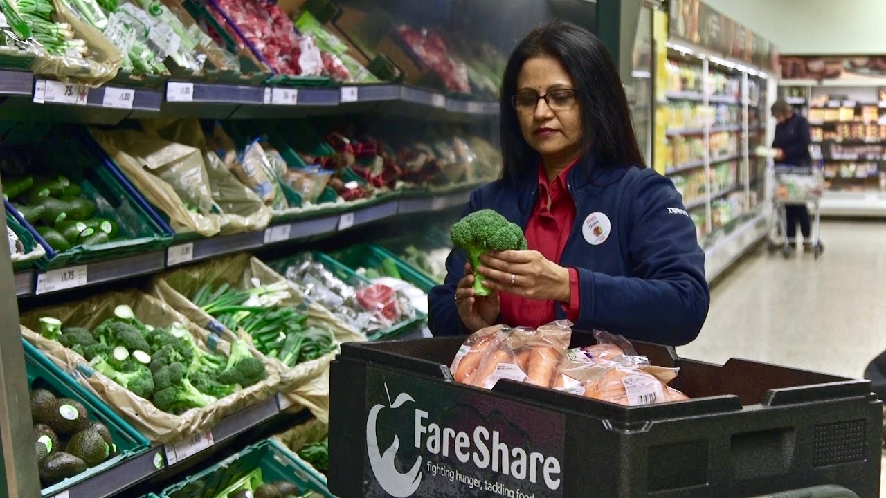 No Time For Waste | Tesco