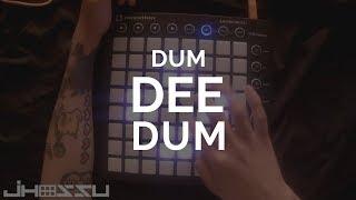 DUM DEE DUM Keys N Krates JiKay Remix Launchpad Mk2 Cover