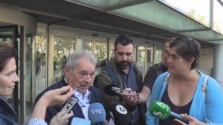 Alfonso Rus declara en calidad de imputado en pieza C del caso Imelsa