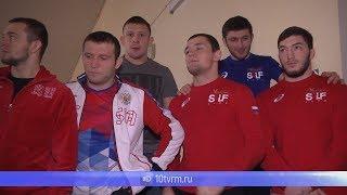 Мордовские борцы вторые на клубном Чемпионате Мира