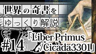 世界の奇書をゆっくり解説 第14回 「Liber Primus/Cicada3301」
