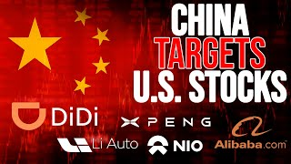 China Restricting Publicly Traded Companies | DiDi Stock Targeted 📉 w/ Taylor Ogan