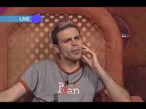 Big Brother Australia 2003 - Day 9 - Live Nominations #1