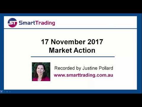 Smart Trading November Newsletter Video