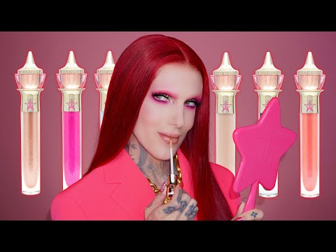 THE GLOSS by Jeffree Star Cosmetics | Reveal & Swatches!