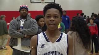 Profile: Mauldin Middle Boys Basketball 2018