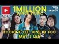 Asian Americans React To 1Million Dance Studio (May J Lee, Yoojung Lee, Junsun Yoo)