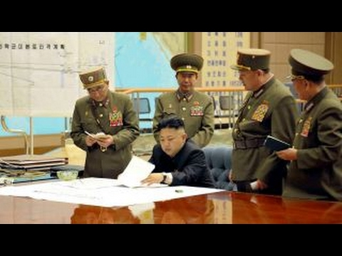 How would the U.S. stop a missile strike from North Korea?