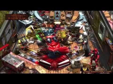 Zen Pinball 2: Deadpool