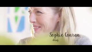 Sophie Conran for Portmeirion - The Story of Creation