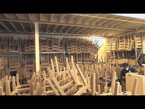 DESIRON: Making Furniture in America
