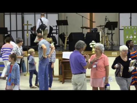 Trinity Sunday at CFW ( FULL SERVICE)