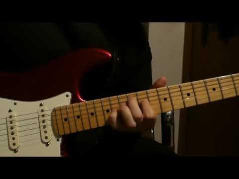 Radiohead - Weird Fishes (Guitar Lesson) - Part 1/3