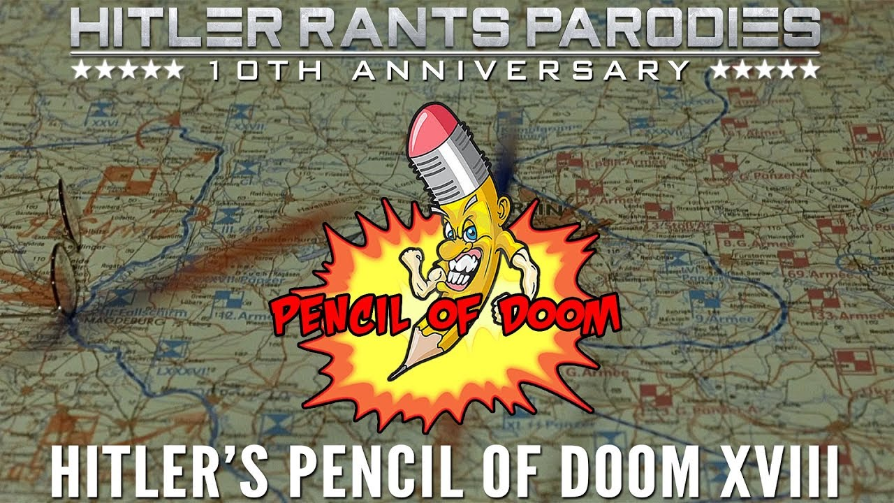 Hitler's Pencil of Doom XVIII
