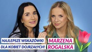 Metamorfoza Kobiety Dojrzałej - MARZENA ROGALSKA! ?