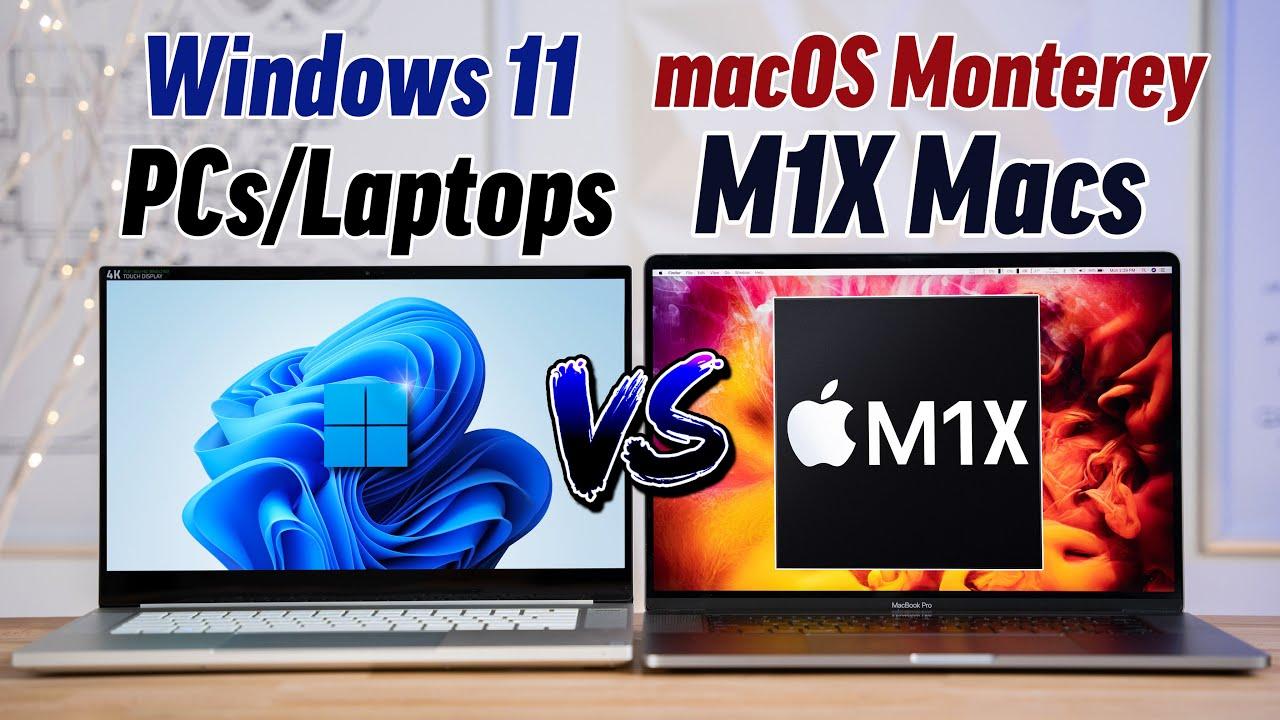 Download Windows 11 LEAK proves that Apple's M1X Macs will REIGN!