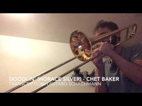 TROMBONE Chet Baker Solo - Doodlin' (Horace  Silver)