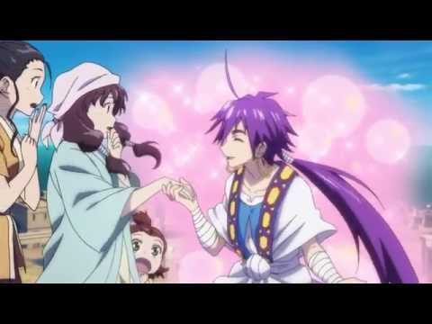 Sinbad Good Boy - Magi AMV