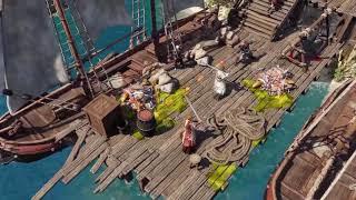 Divinity: Original Sin 2 — трейлер выхода игры на PS4 и Xbox One