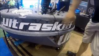 Ultraskiff at ICAST 2017