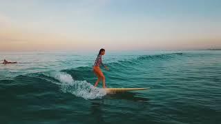 Longboard Bali