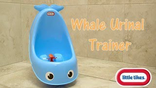 Little Tikes Whale Urinal Trainer