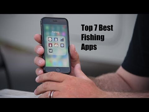 Top 7 Fishing Apps | Jackson Quick Tips