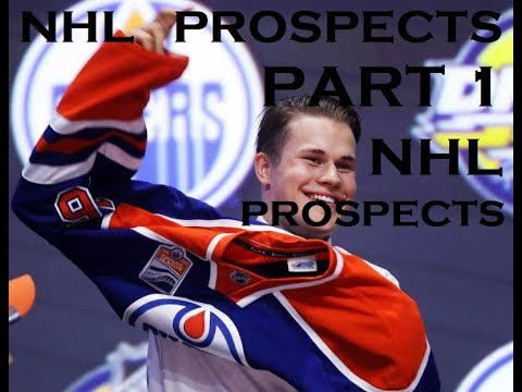 Best NHL Prospects Part 1: Western Conference - Pacific Edition