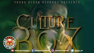 Ginjah - Drawing Board [Culture Box Riddim] April 2019