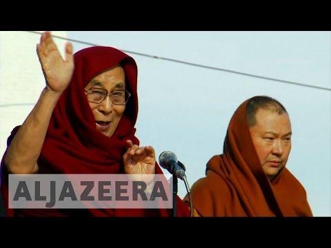 Dalai Lama's visit risks Mongolia's aid package from China