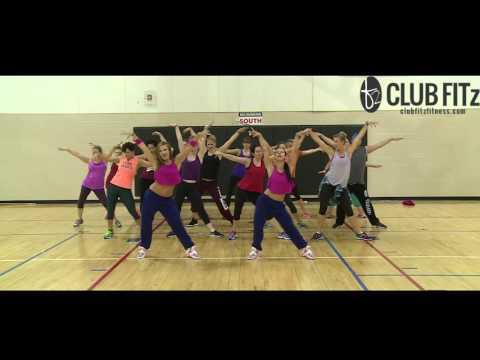VAIVEN @DaddyYankee #DANCEFITNESS Choreo By Kelsi