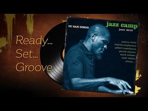 Finale Concert 2018 Highlights - UC San Diego Jazz Camp