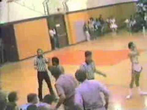 Fremont Christian High School vs. Valley Christian -VBB-1983